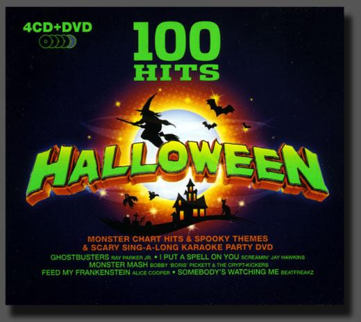 100 hits of halloween - 100 Halloween Songs