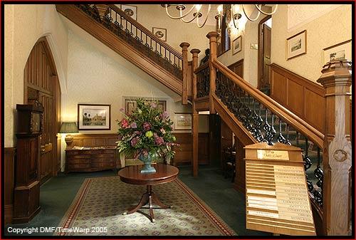 Oakley Court Hotel Spa
